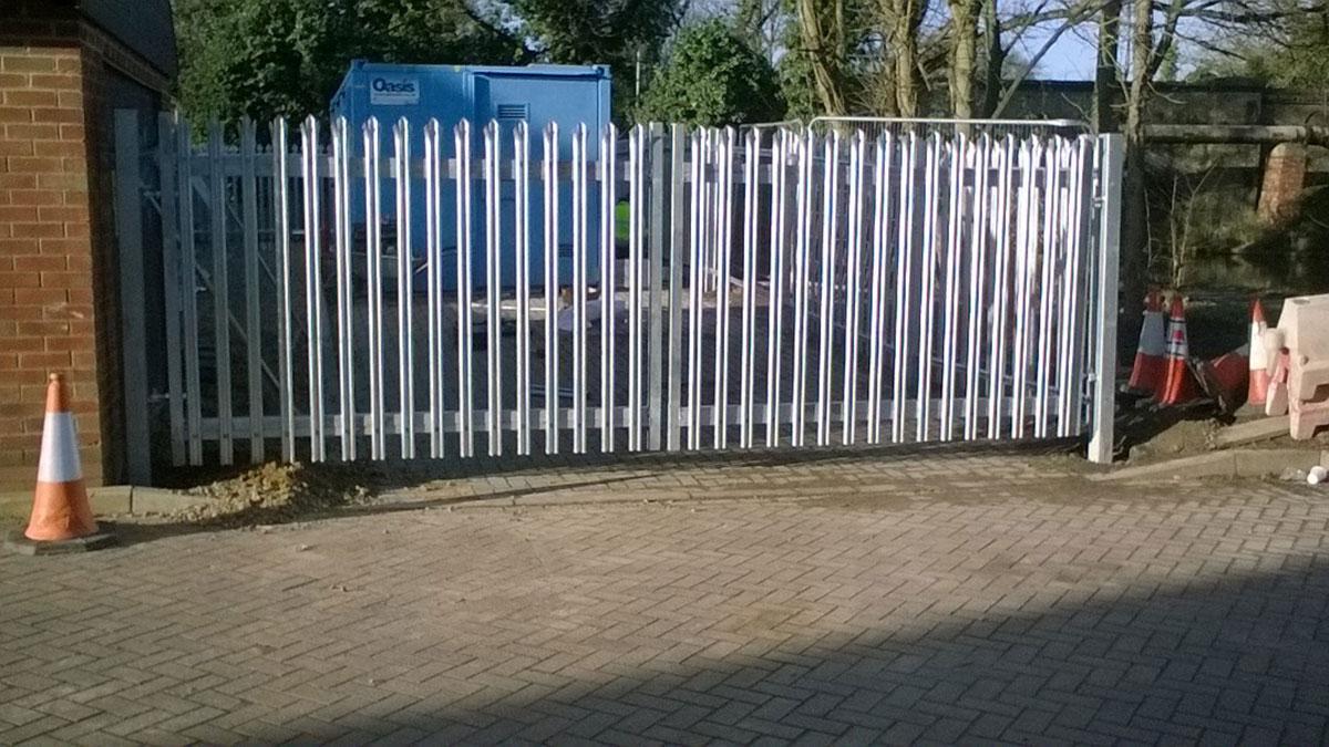 Security railings